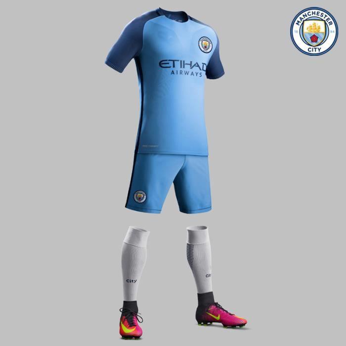 Maillot Domicile Manchester City ÉQUIPE