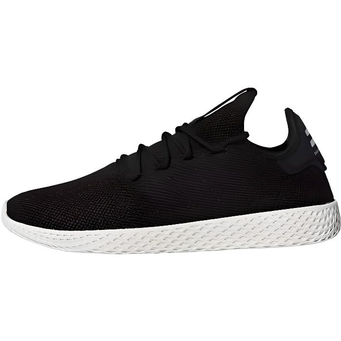 ab22110e5 Basket adidas Originals Pharrell Williams Tennis Hu - AQ1056 Noir ...