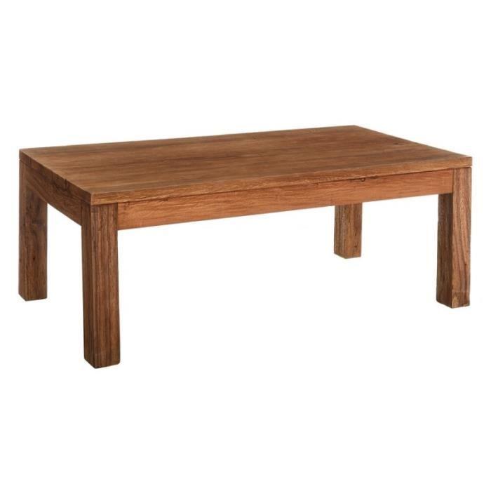 la meilleure attitude bfc65 de99f Table basse 140 cm - LORO - L 140 x l 70 x H 45