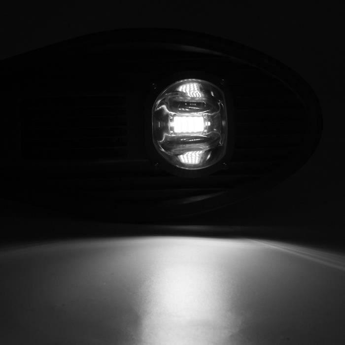 Tempsa 20w Aluminium Lampe Pour Allee De Jardin 2835smd 130lm W 7 4v
