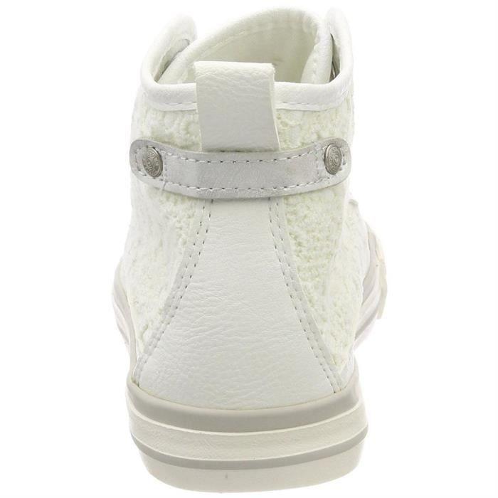 baskets mode 1146-507 femme mustang 1146-507