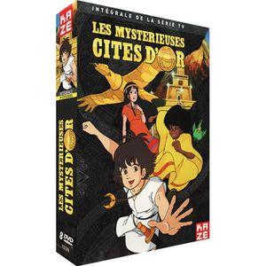 DVD MANGA Coffret DVD Les Mystérieuses cités d'or
