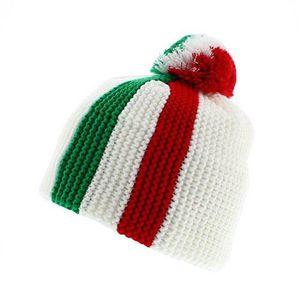 BONNET - CAGOULE Italia - Bonnet pompon italien