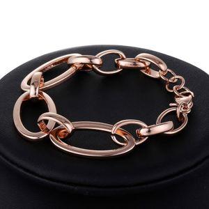 BRACELET - GOURMETTE Bijoux Fantaisie Femmes Filles Bracelet en acier i