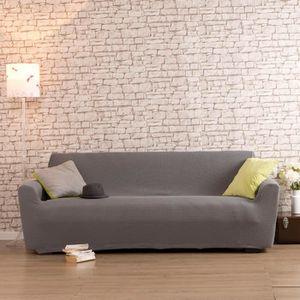 housse de canape 3 places extensible avec accoudoir. Black Bedroom Furniture Sets. Home Design Ideas