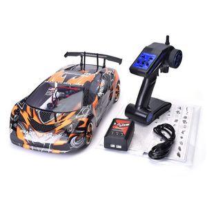 VOITURE - CAMION HSP RC voiture dérive 1/10 4wd puissance électriqu