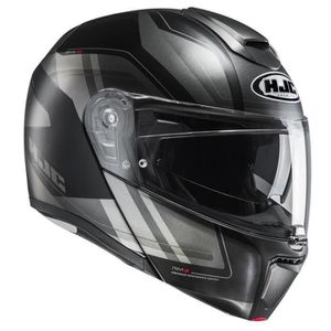 CASQUE MOTO SCOOTER Protections Casques Hjc Rpha90 Tanisk