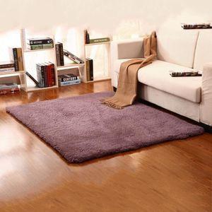 Tapis pour salon gris et violet