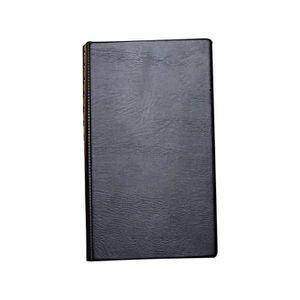 Bleu Blancho Bedding Mode carte de crédit Sac Holder Organizer Wallet 18 fentes de cartes