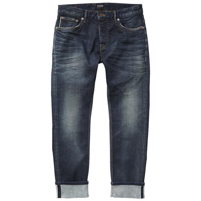 PEPE JEANS Quinn Longueur 34 Jeans Homme - Taille 28 - BLEU Bleu ... ae2f597b69c7