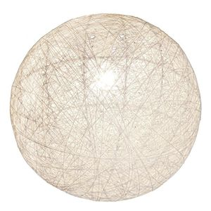 suspension luminaire boule blanche achat vente