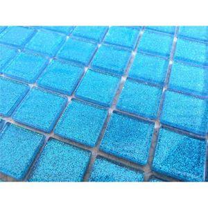 Best bleu avec des paillet carrelage parement carrelage - Masqu carrelage castorama ...