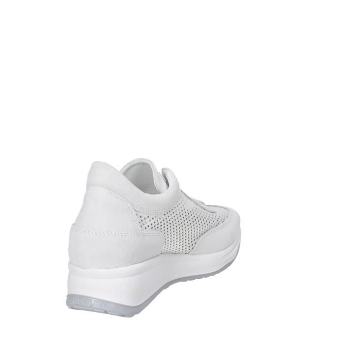 Agile By RucolinePetite Sneakers Femme Blanc, 38