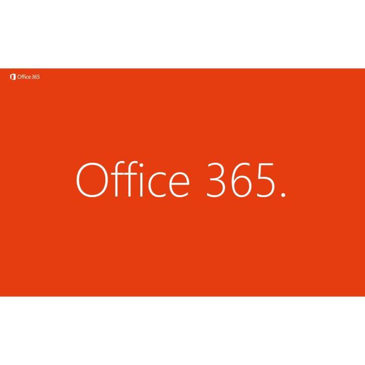 Office 365 - FR   32 & 64Bits   Licence à vie   Format Digital    Identifiants de connexion envoyés par mail [Alphatec]