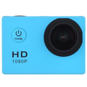 CAMÉRA SPORT Waterproof Full HD 1080P Action Sports Caméra DVR