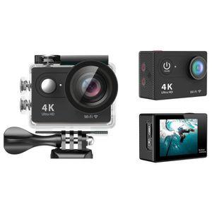 CAMÉRA SPORT 877 H9 Ultra HD 4K WiFi 2.0 pouces Caméra Sport ca