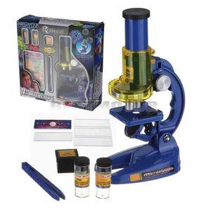 MICROSCOPE TEMPSA Microscope Jeux éducatifs Jouets Kid Junior