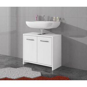 MEUBLE BAS COMMODE SDB Meuble de salle de bain de Nemo 64 cm- Armoire de