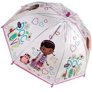 PARAPLUIE Jolie parapluie enfant transparent filles Docteur