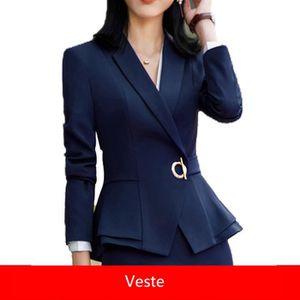 757b0eac048b8d Veste tailleur femme rouge - Achat / Vente pas cher