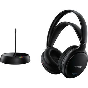 Casque Audio Philips Sans Fil Achat Vente Pas Cher