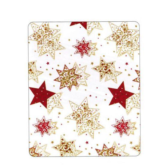 Noël Papier Cadeau étoiles Achat Vente Papier Cadeau Noël