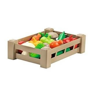 ECOIFFIER CHEF Cagette Fruits ou Légumes Assortis