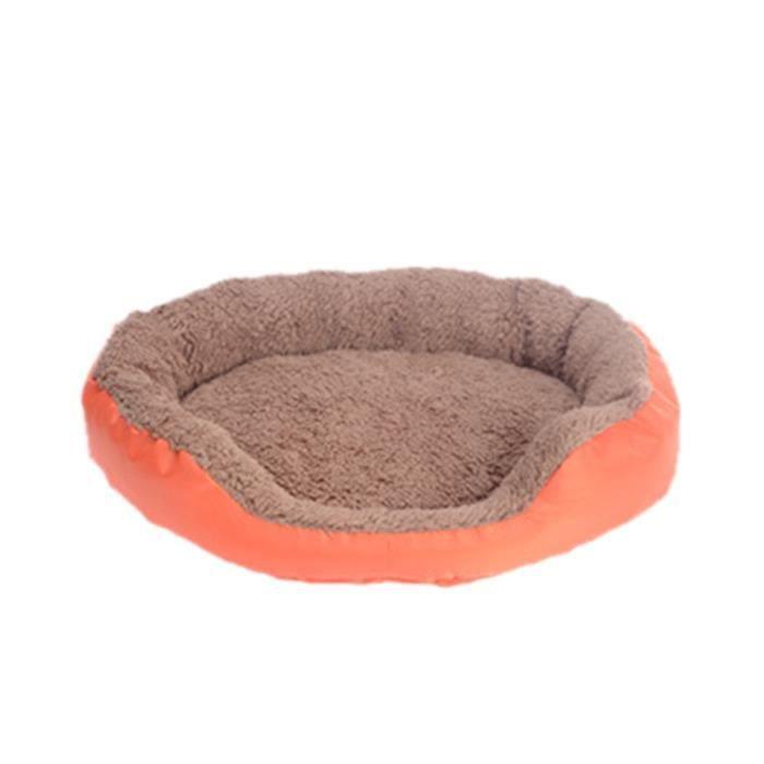 Chiot Chien Chat Toison Mat Confortable Lit Chaud Molletonné Cotten Maison Pad Nest Dx453