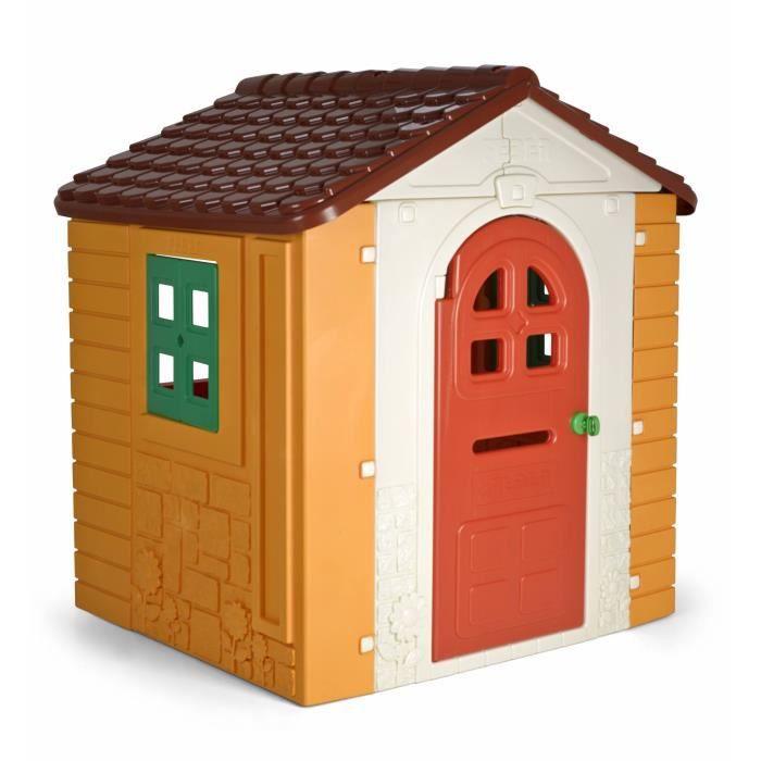 MAISONNETTE EXTÉRIEURE FEBER - Maison pour Enfant  Wonder House