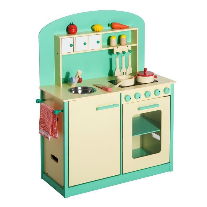 Cuisine pour enfants, dinette, jeu jouet d'imitation multi ...
