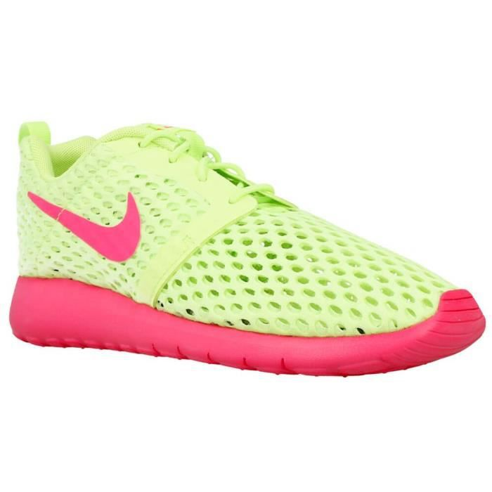 wholesale rose nike roshe chaussures a9130 4a0b7