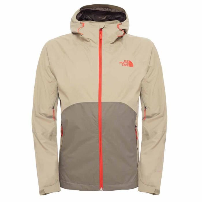 a36fd6d339 Imperméable - Trench The North Face M SEQUENCE JACKET Veste Capuche Hom. The  North Face M SEQUENCE JACKET Veste Capuche Homme Beige Hyvent