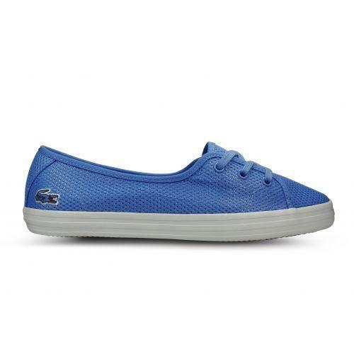 Printemps été Chaussure Ziane Chunky 216 Lacoste bleue BLEU