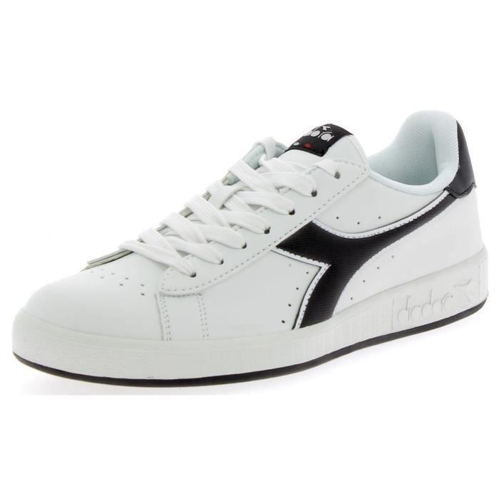 Homme Sport De P Blanc Game Chaussures Diadora qaP8TT