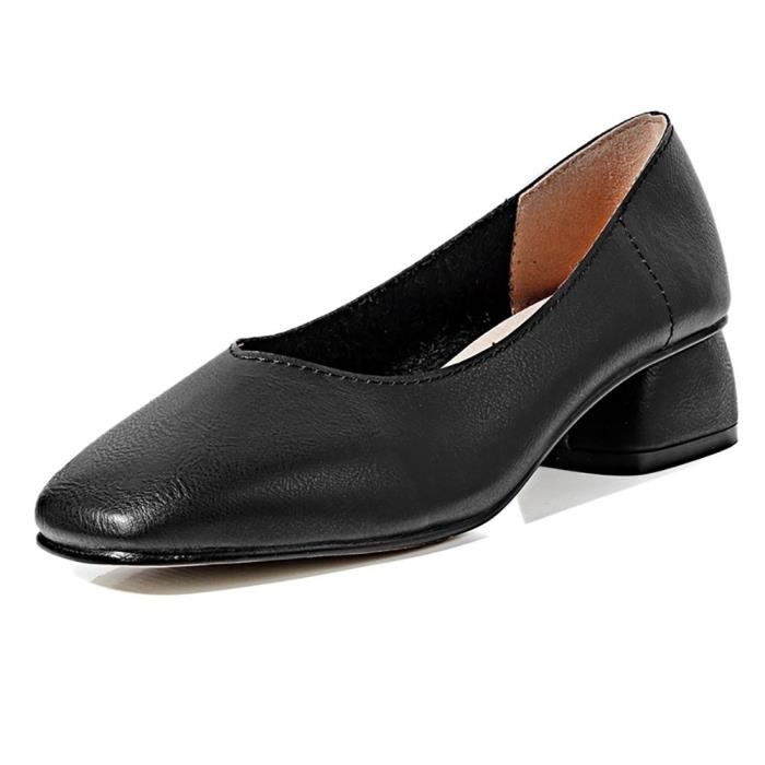Classic Penny Loafer Casual Slip-on Dress Shoes EF9UF Taille-39 1-2