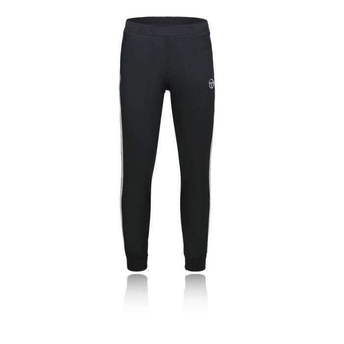 22e4128b3414 Sergio Tacchini Hommes Young Line Pro Pantalon De Survêtement Tennis Jogging