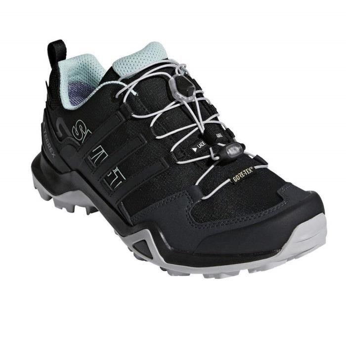 M Chaussures M8abc Outdoor R2 BmUs De Adidas Femmes WNoir Taille Terrex Vert7 5 Pour Swift Gtx Course tsBhQdCrx