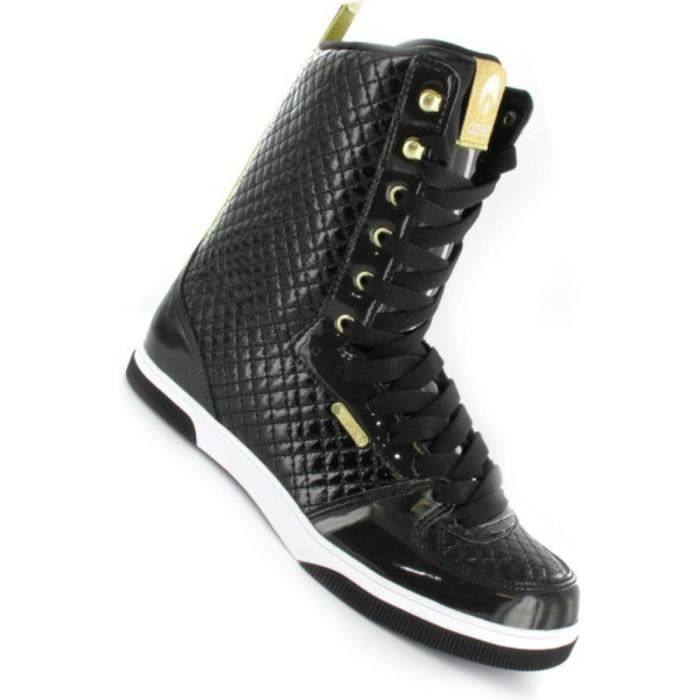 Osiris Filles Ltd Uptown Boot Noir / Or / matelassé - Snowboard Chaussures Bottes Bottines à roulettes [39.5]