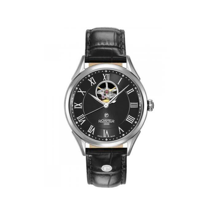 sélection mondiale de site professionnel 60% de réduction Montres bracelet - Homme - Roamer - 507859 SM1