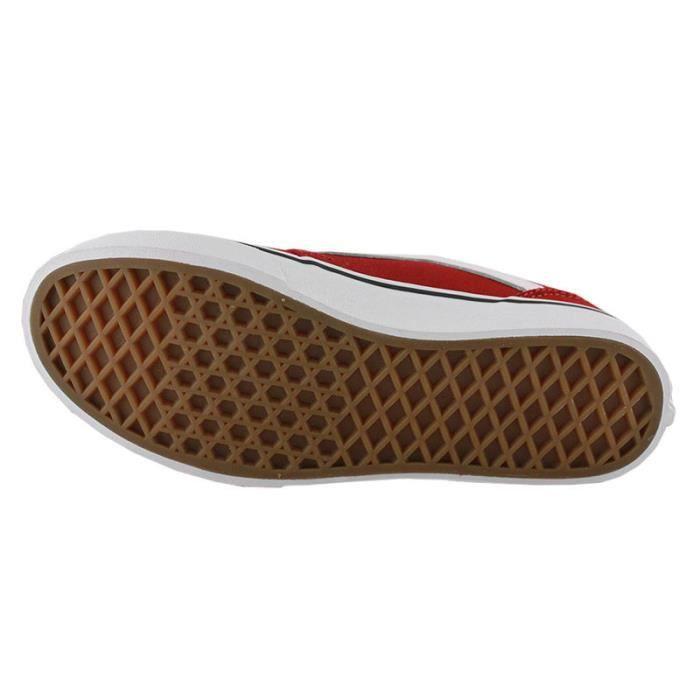Basket Stripe Red Chapman Varsity Vans Black rqEAgrnwF