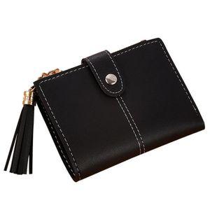 ... PORTE MONNAIE Femmes Simple portefeuille court porte-monnaie Tas. ‹› eada4d03413