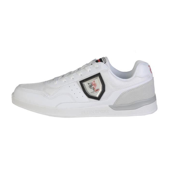 Plein Sport - Baksets / Sneakers basses - Blanc