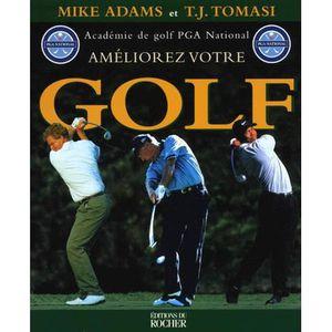 LIVRE SPORT Améliorez votre golf
