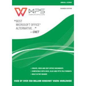 BUREAUTIQUE À TÉLÉCHARGER WPS Office Business Edition - (licence annuelle)-(