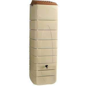 COLLECTEUR EAU - CUVE  Récupérateur d'eau de pluie MURAL - 650 Litres - B