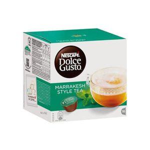 CAFÉ - CHICORÉE Dolce Gusto - Dolce Gusto Marrakech Tea (lot de 64