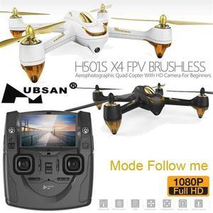 DRONE Hubsan X4 H501S Brushless FPV - Camera FULL HD 108