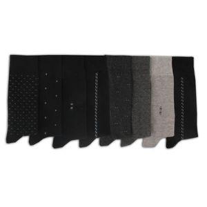 CHAUSSETTES Chaussettes Homme Motifs Lot de 8