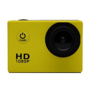CAMÉSCOPE NUMÉRIQUE SJ4000 caméra HD Sport 1080P Full HD DVR vidéo Act