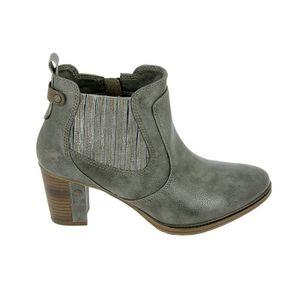 BOTTINE Chaussure de ville MUSTANG Boots 1199519 Gris fonc